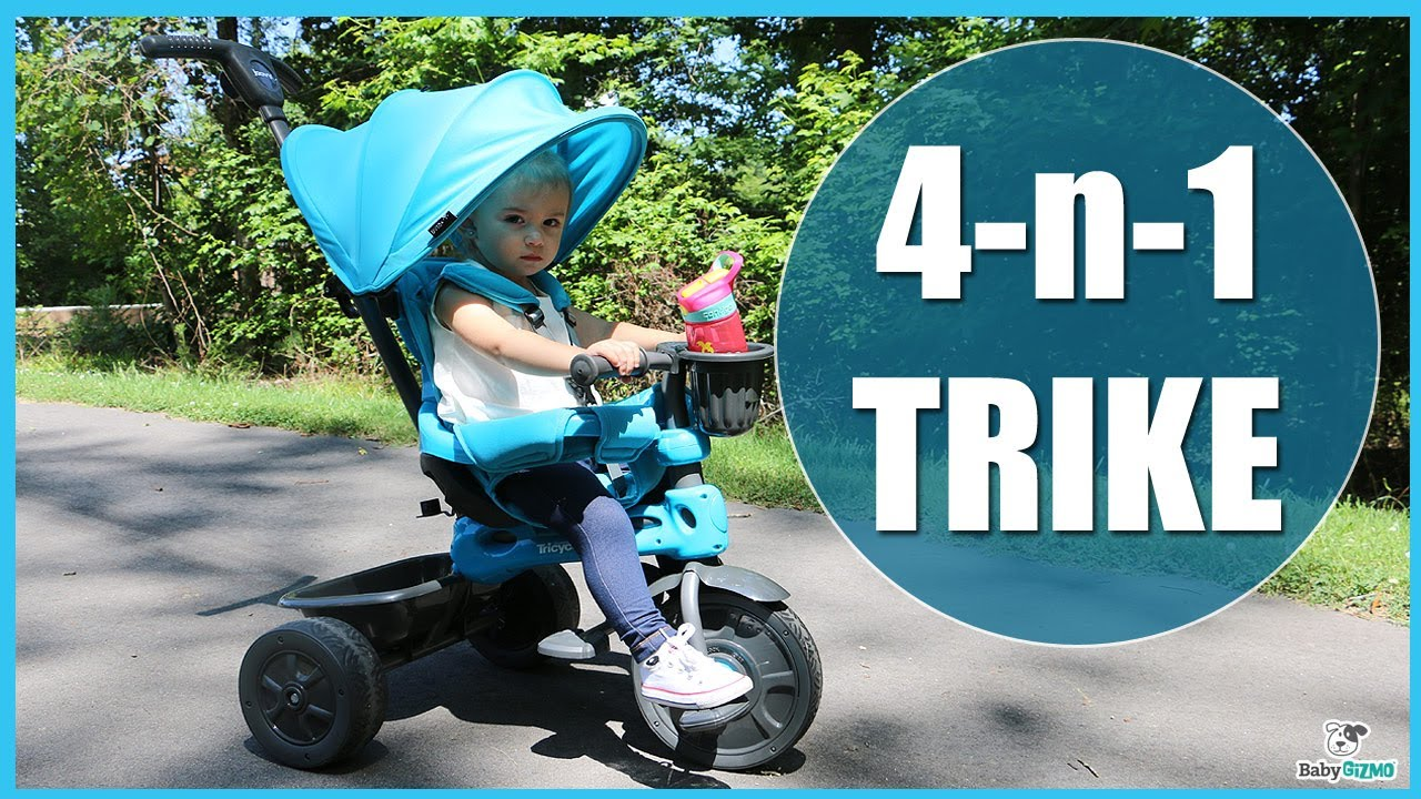 The Benefits Of A Tricycle For You